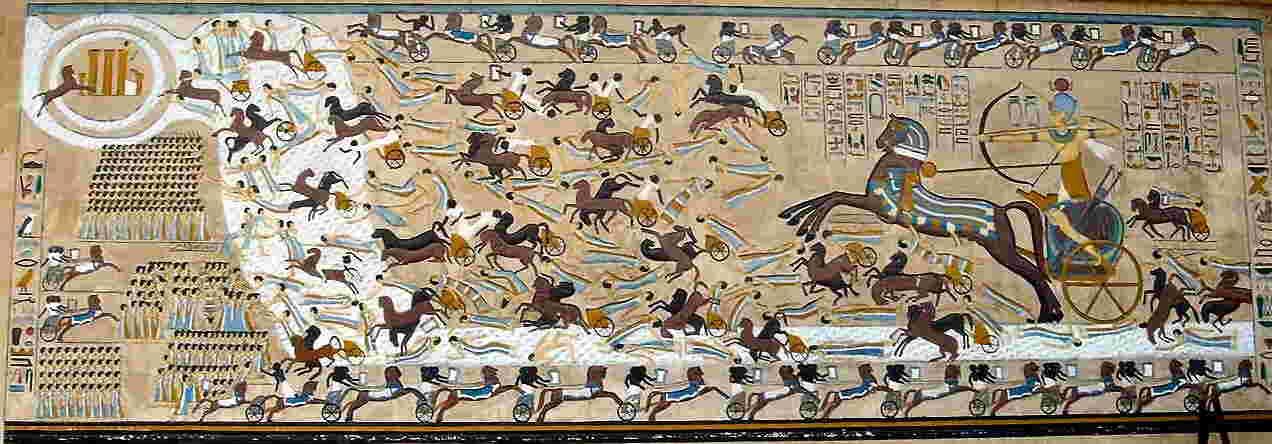 Resultado de imagen de rey Ramsés II en su famosa batalla contra los hititas en Kadesh