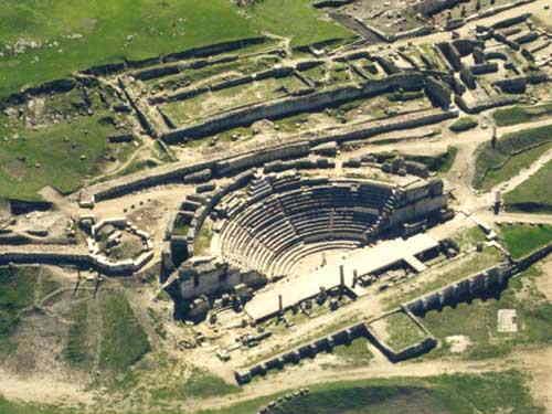 Segobriga Roman remains