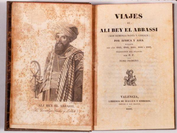 Alí Bey el-Abbassí el espía español en Marruecos