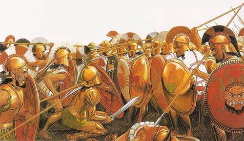 La batalla de Tanagra, Esparta versus Atenas(II)