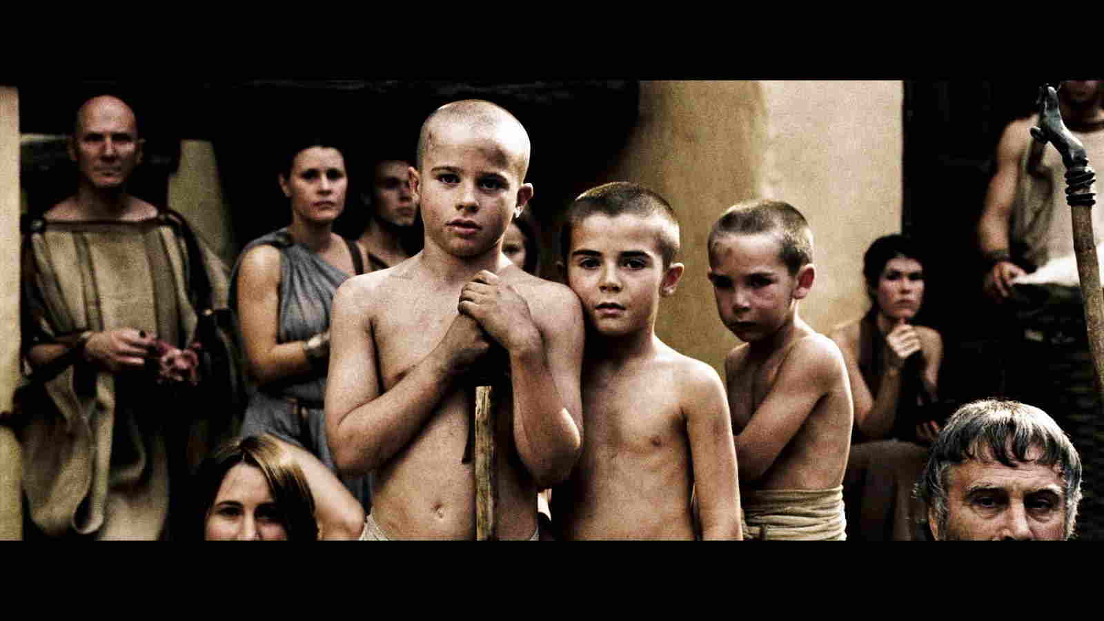 Espartiata, como convertir a un bebé en el guerrero mas temido de Grecia