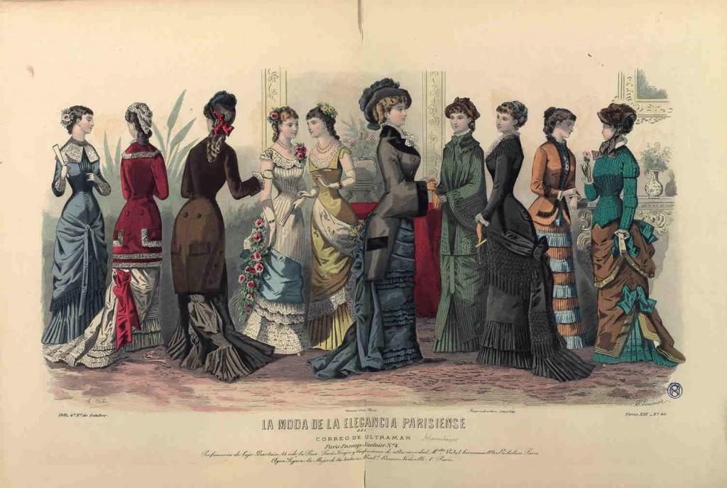 Resultado de imagen para vestidos de mujer siglo 20