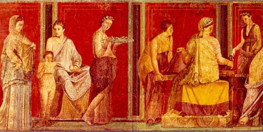 Resultado de imagen para lex oppia mujeres romanas