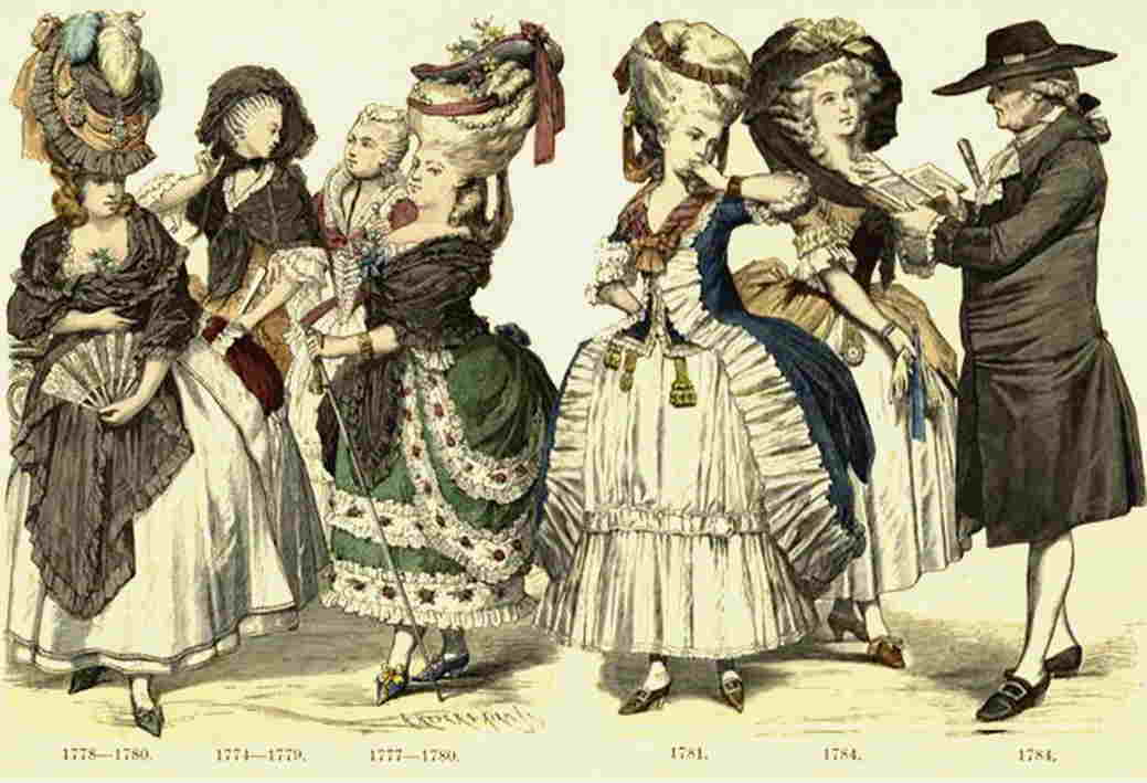 historia del vestido y la moda (parte ii) - revista de historia