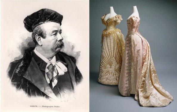 Historia del vestido el siglo xix revista de historia - Chambre syndicale de la haute couture parisienne ...
