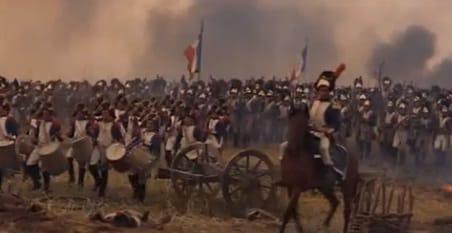 Waterloo, el ocaso de un Imperio, Avance Guardia Imperial