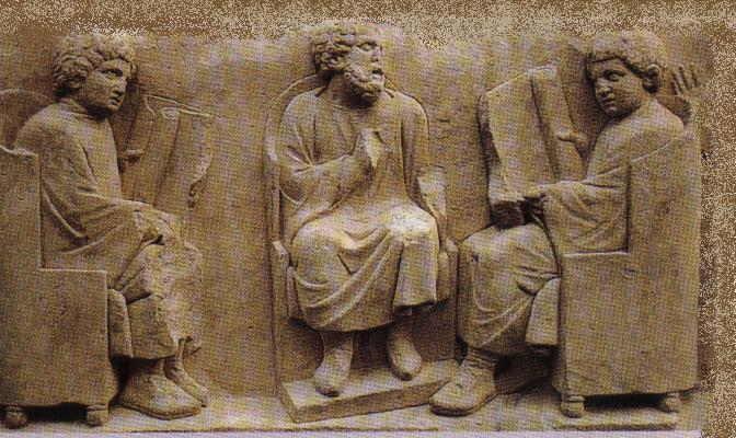 Matrimonio Romano Arcaico : Educación en la roma arcaica y republicana revista de