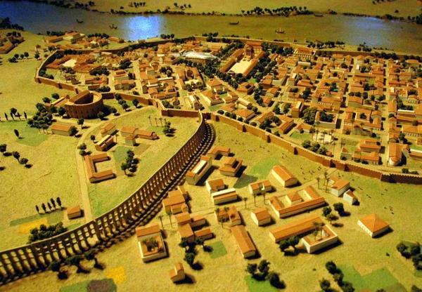 Híspalis, el aceite que gobernó un imperio