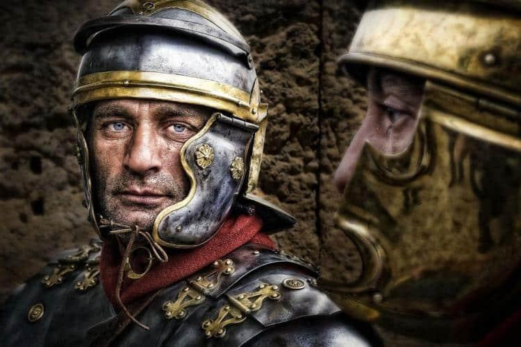 Armamento de un Legionario Romano