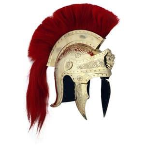 Armamento de un Legionario Romano, Casco