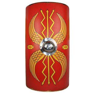 Armamento de un Legionario Romano, Escudo