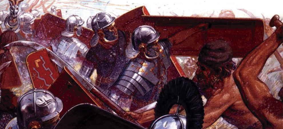 Batalla de Tapae, la gran victoria de Trajano