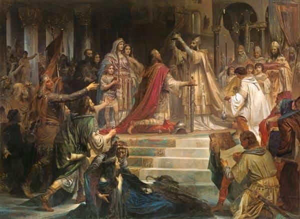 El Sacro Imperio Romano Germánico Revista De Historia