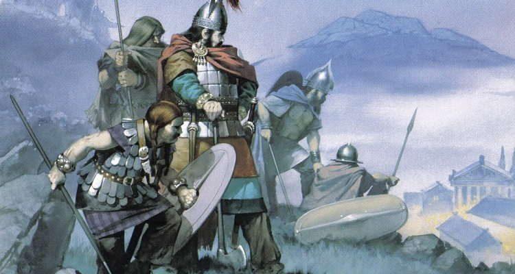 Breno, el primer bárbaro que saqueó Roma