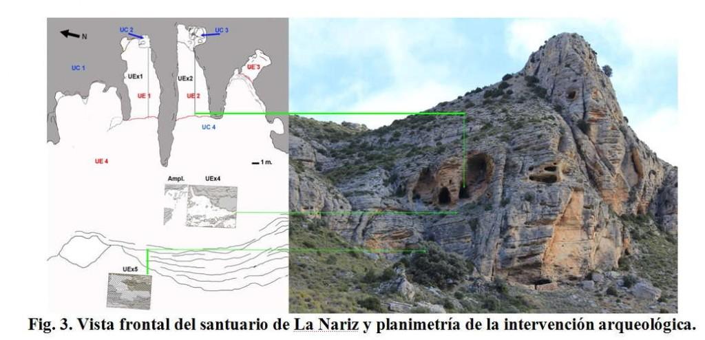 Las Cuevas-Santuario ibéricas ante la llegada de Roma