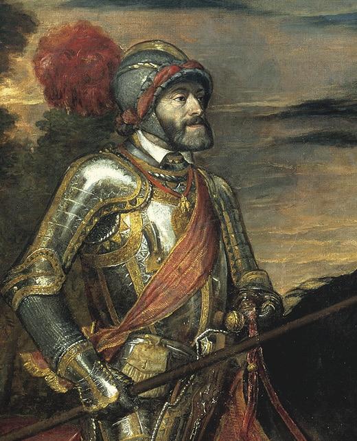 La Paz de Augsburgo, el fin de Carlos V como emperador