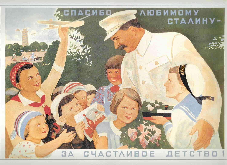 Holodomor, la hambruna artificial de Stalin