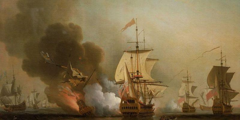Galeón San José, fracaso inglés