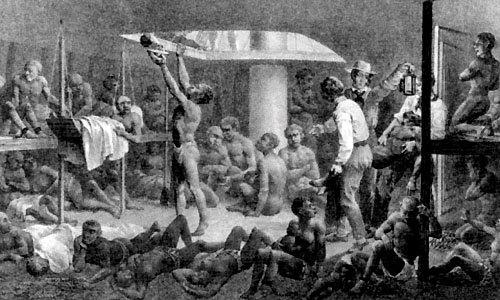 Esclavos alquilados o jornalizados en procura de liberación