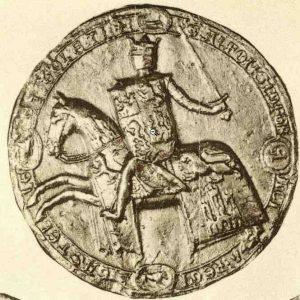 Sello de Alfonso X