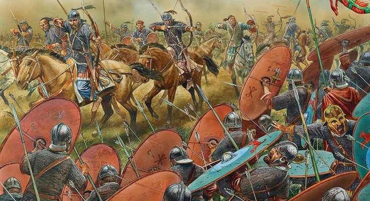 Atila y la batalla de los Campos Cataláunicos