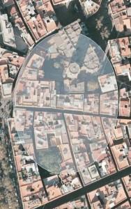 Un anfiteatro en Barcino