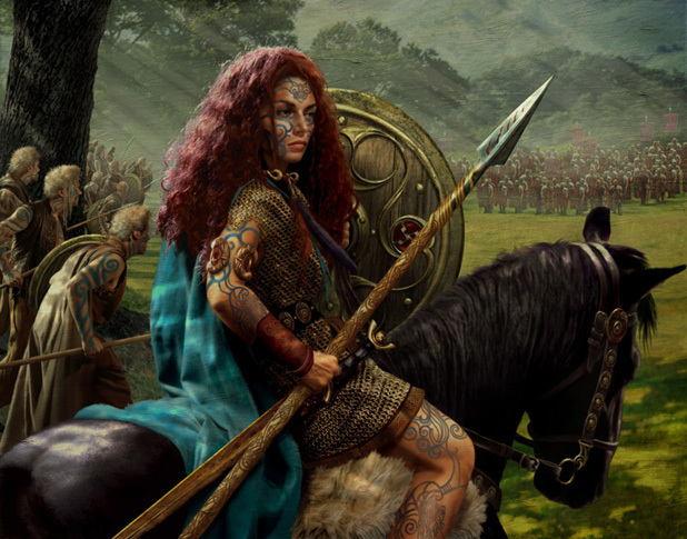 Boudica, la venganza de una reina