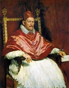 Velázquez Inocencio X