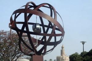 Sevilla, Monumento conmemorativo de la primera circunnavegación