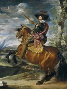 Velázquez Conde Duque de Olivares