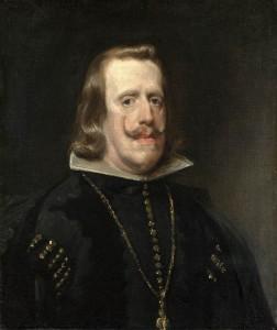 Velázquez Felipe IV
