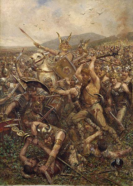 Arminio, el trágico final de un héroe