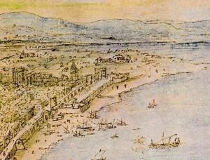 Barcino puerto