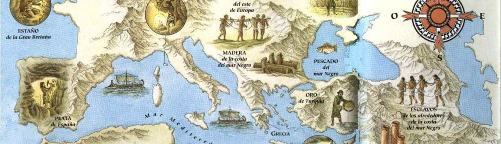 Hispania y el Mediterráneo