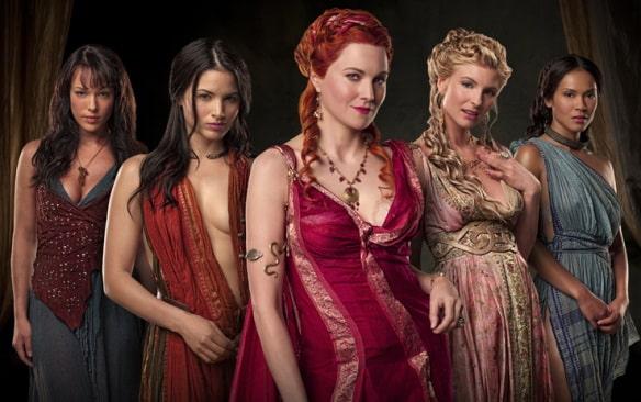La indumentaria de las matronas romanas