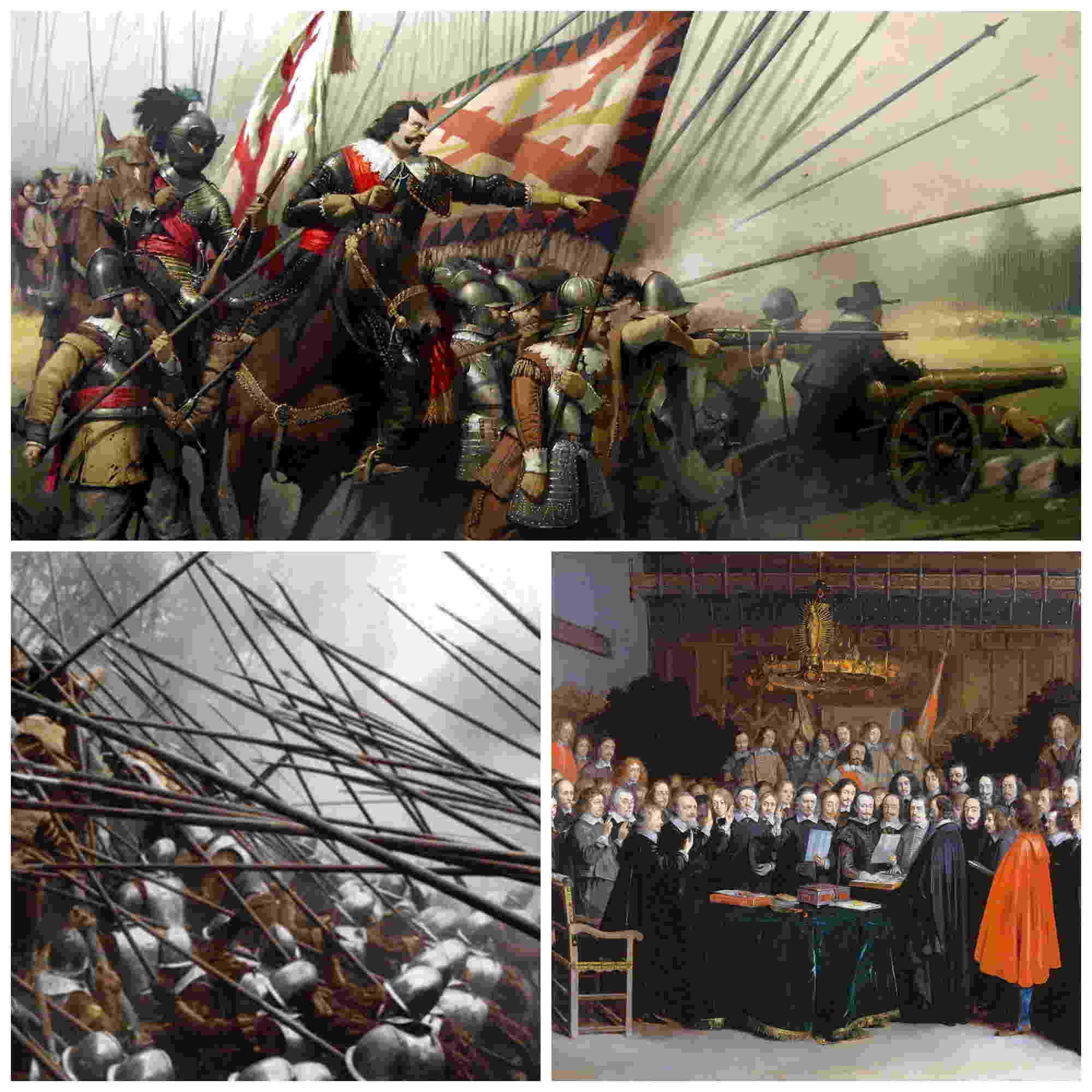 La Paz de Westfalia y el acercamiento hispano-neerlandés (1648-1678)