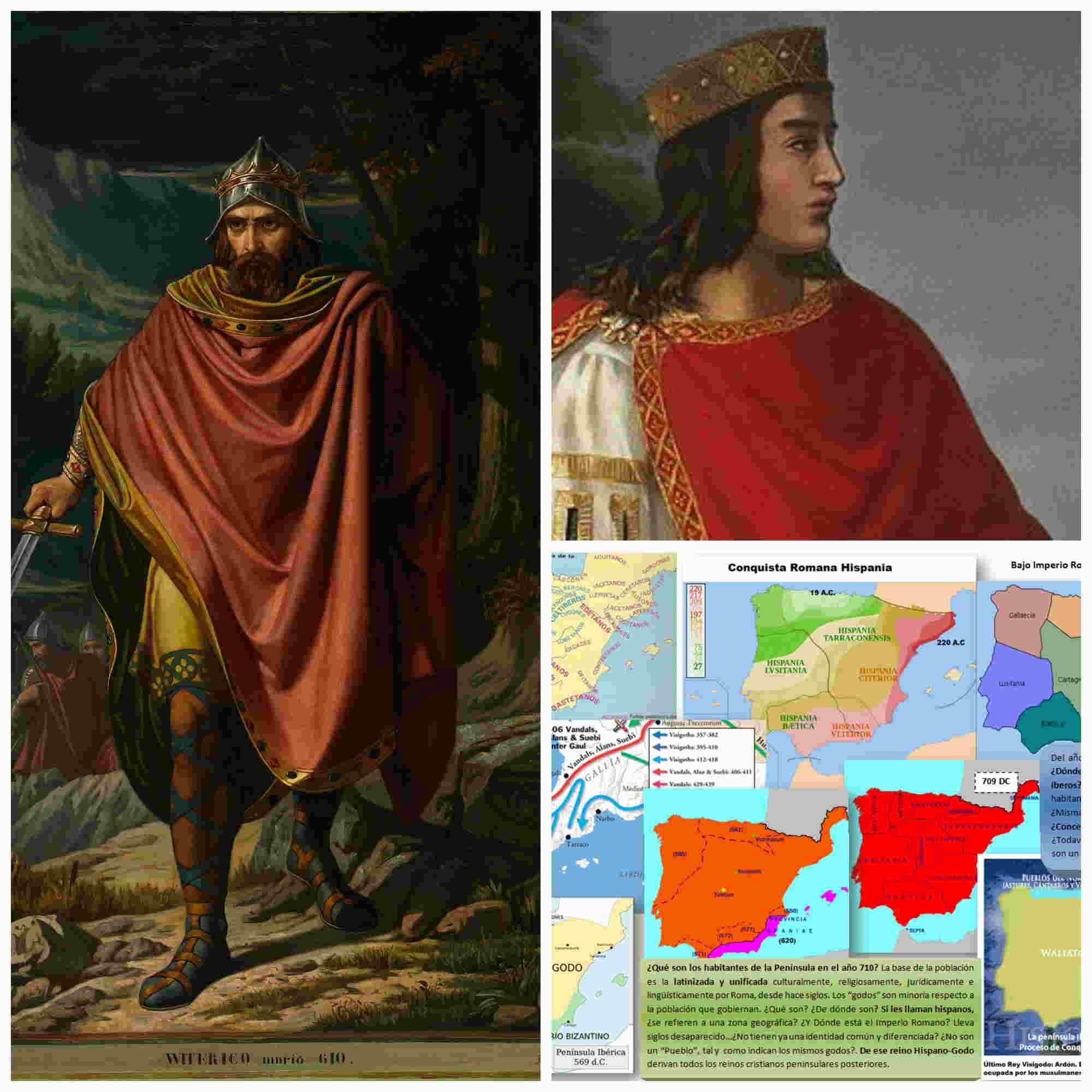 La no tan conocida primera unificación de la Península. De Recaredo a Suintila