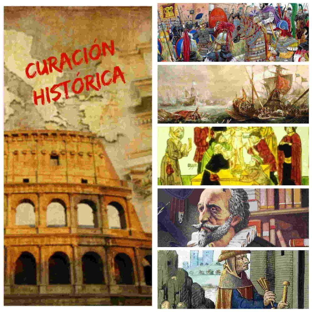 Curación de contenidos históricos 22 de Abril 2016
