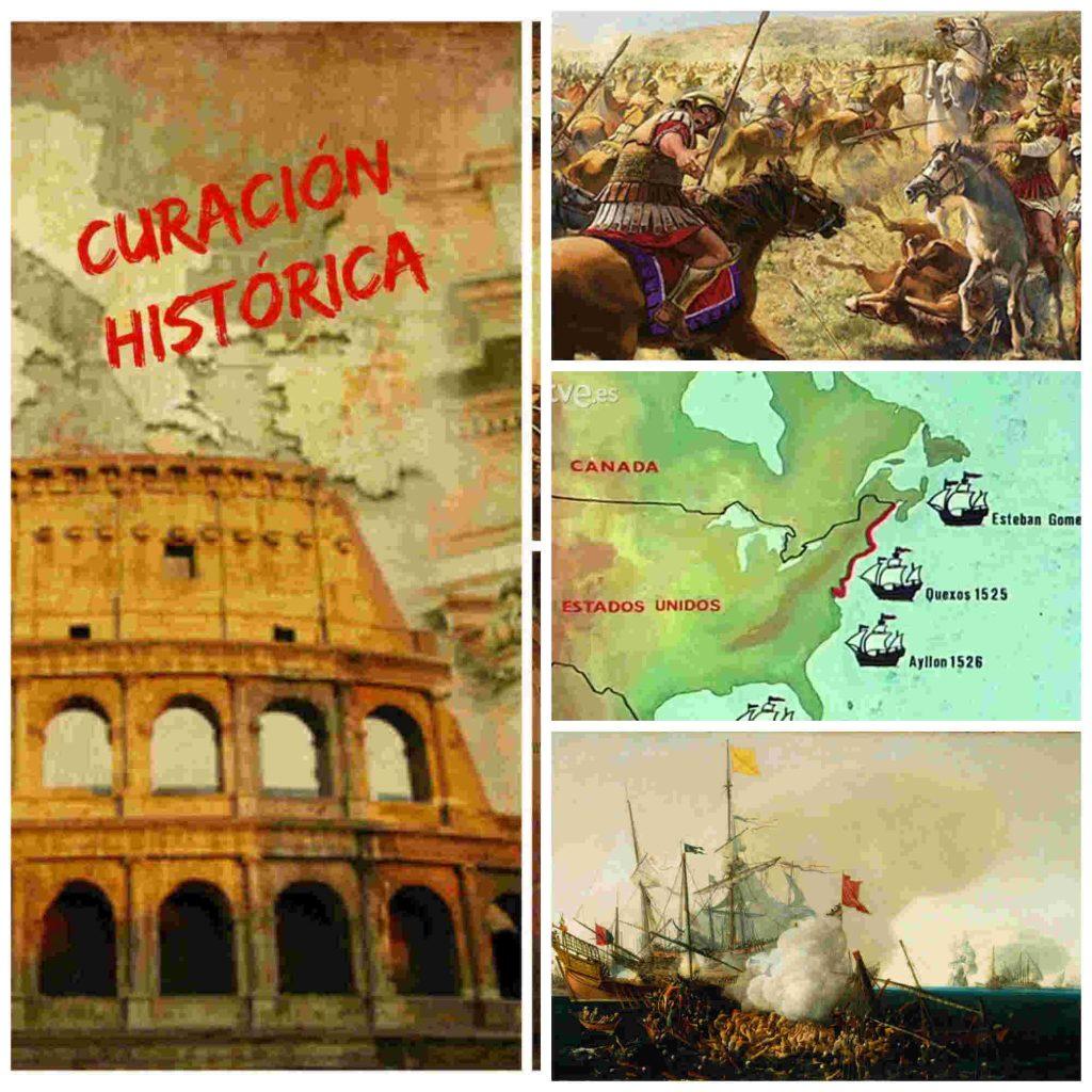 Curación de contenidos históricos 17 de Abril 2016