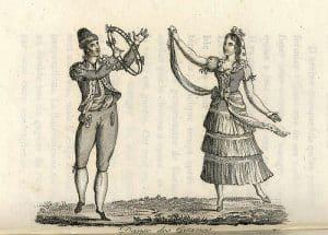 Danza gitana