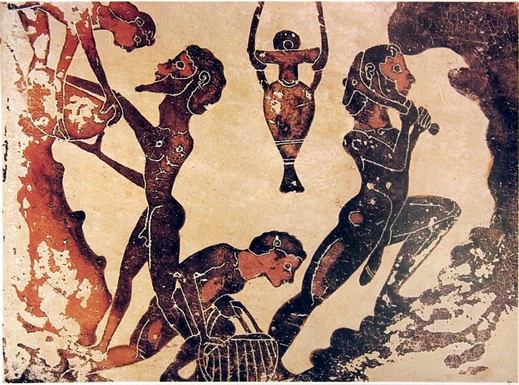 Los esclavos de Atenas