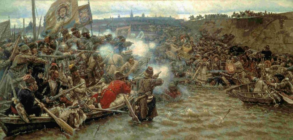 La Conquista de Siberia