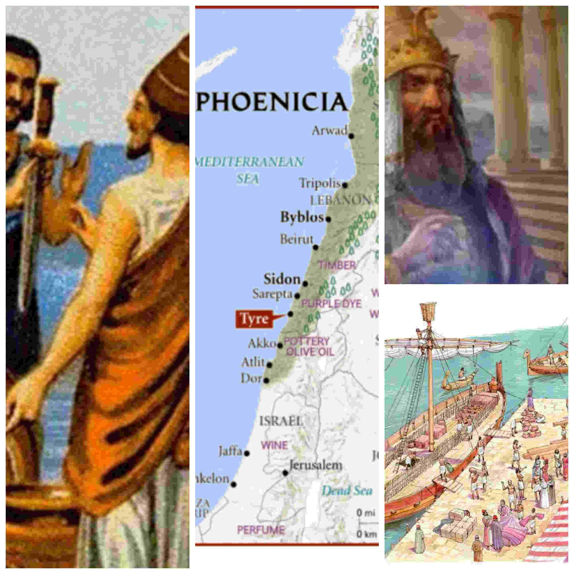 Tiro, la Ciudad Estado Fenicia