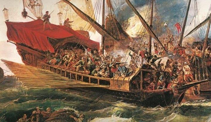 La esclavitud en las galeras españolas