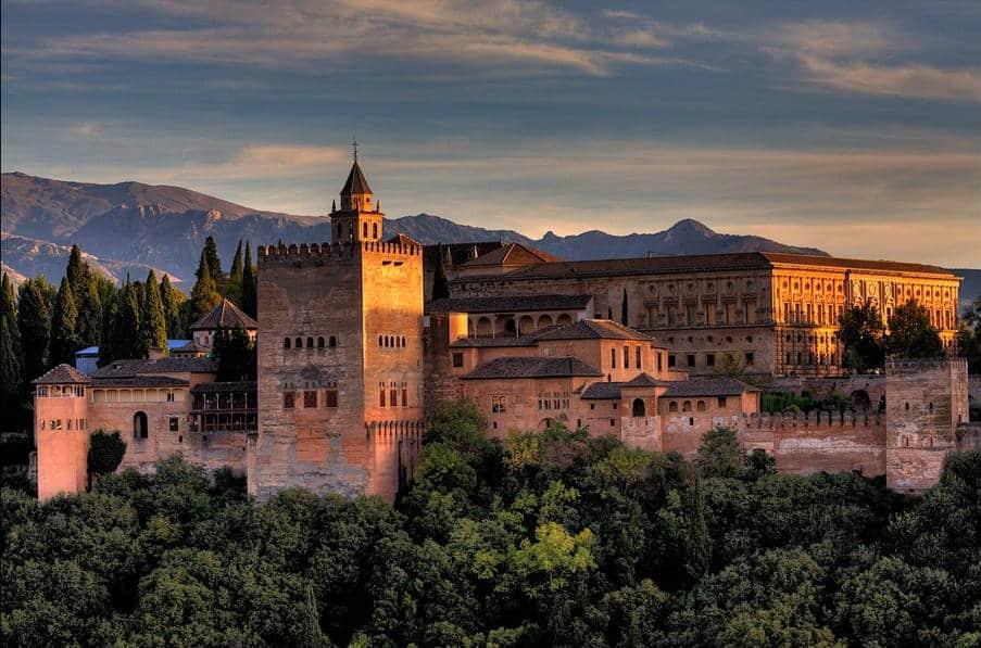 Resultado de imagen de la alhambra