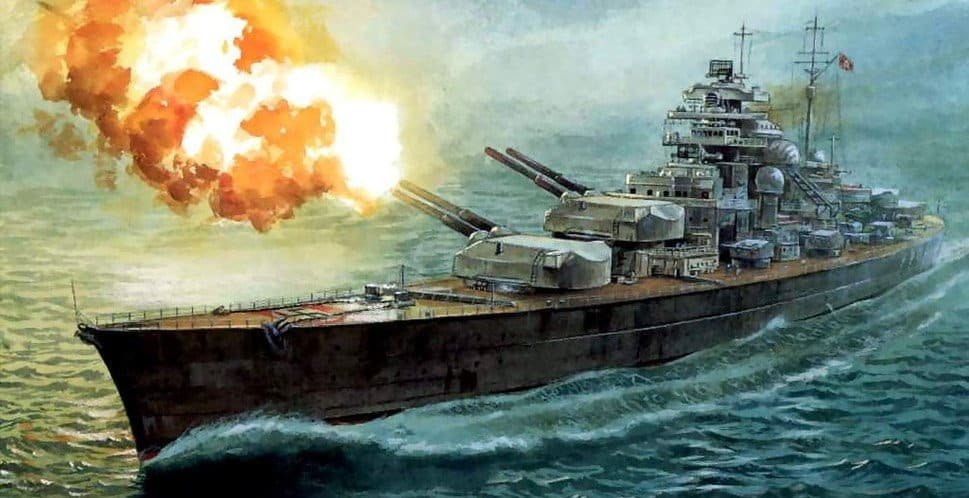 Acorazados y Cruceros de Batalla del Siglo XX