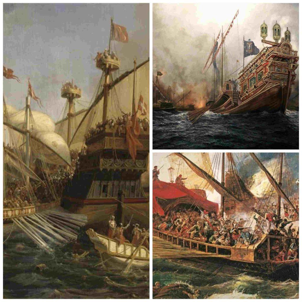 La esclavitud en las Galeras Españolas del siglo XVIII