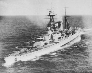 Crucero de Batalla Hood