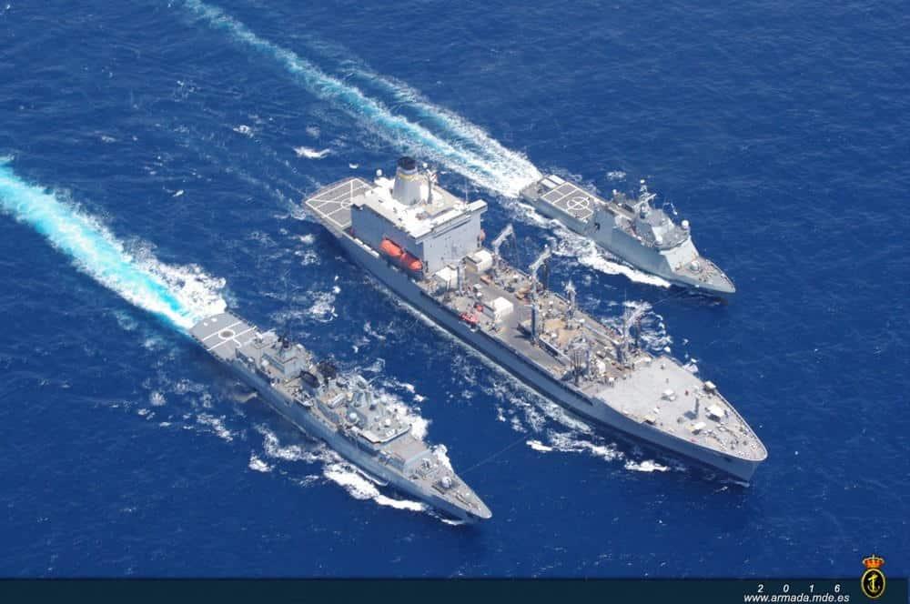 Operación Atalanta, lucha contra los piratas