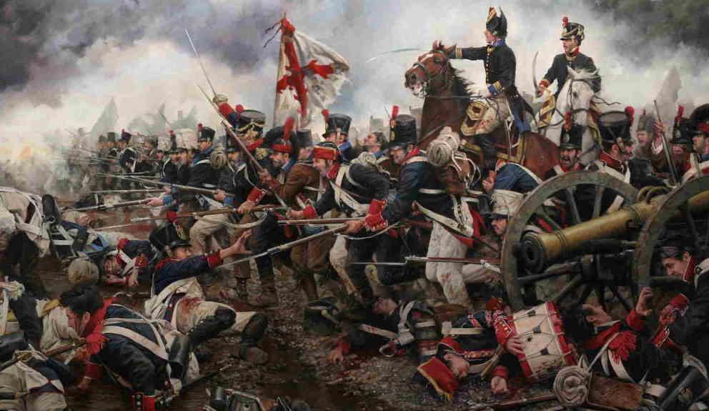 El Ejército español en 1808